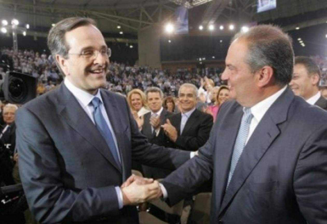 Παυλόπουλος: Ο Καραμανλής επικροτεί την πρόταση Σαμαρά