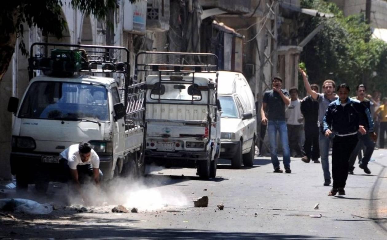 Αιματοχυσία στη Συρία – Είκοσι νεκροί