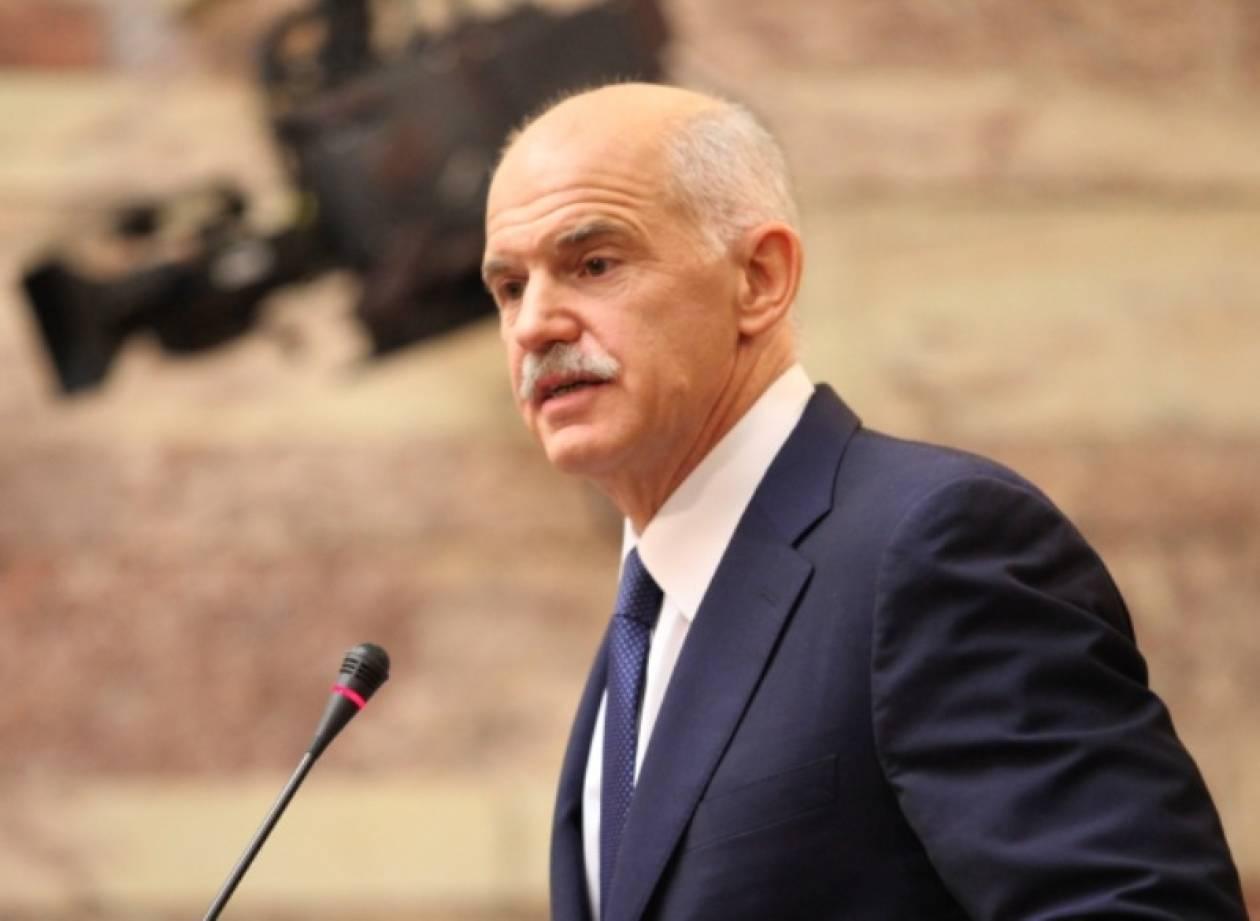 Γ. Παπανδρέου: Προστατεύσαμε τις περιουσίες των πολιτών και δε χάθηκε ούτε ευρώ από τις αποταμιεύσεις