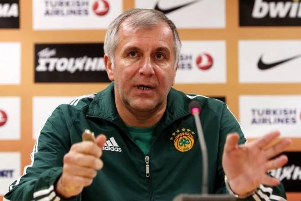 Ομπράντοβιτς: «Να νικήσουμε και το... κρύο»