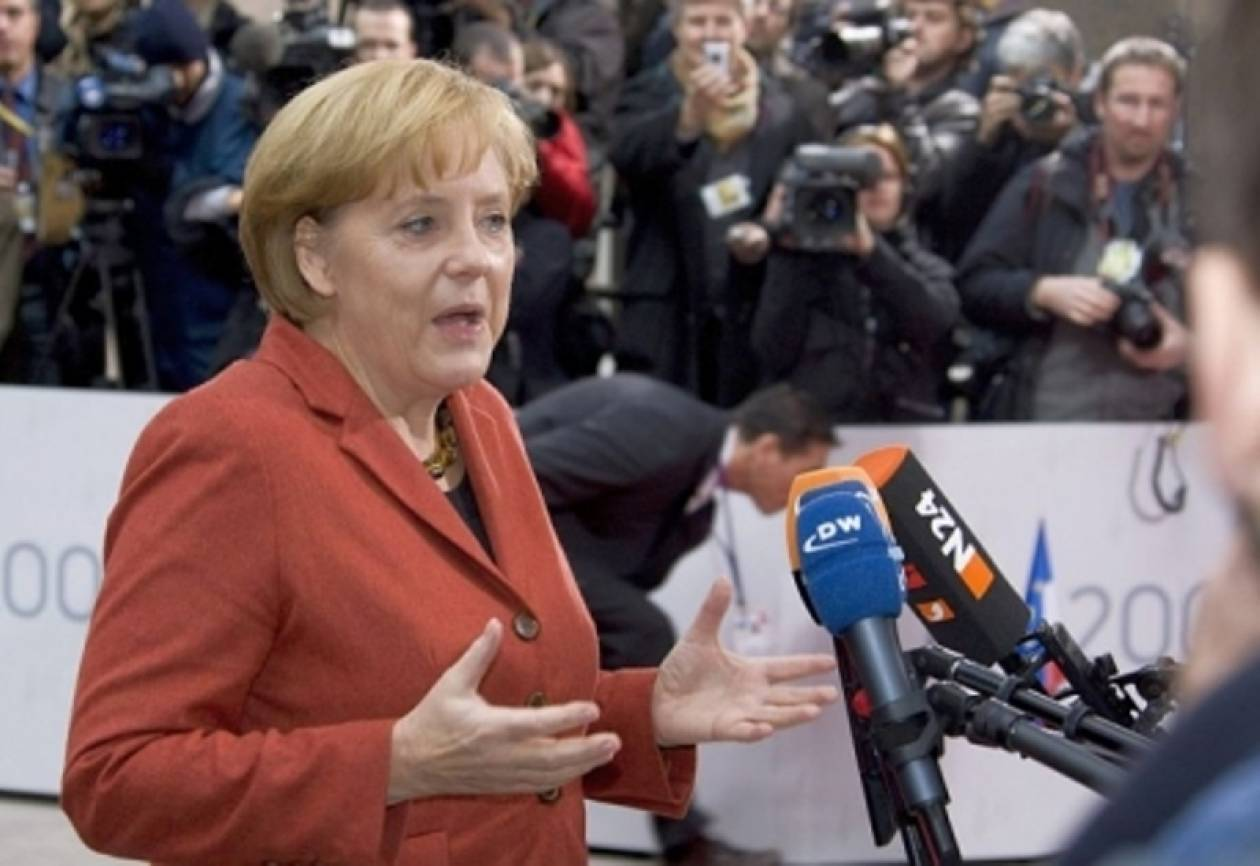 Μέρκελ: Πρώτα η δανειακή σύμβαση, μετά η 6η δόση