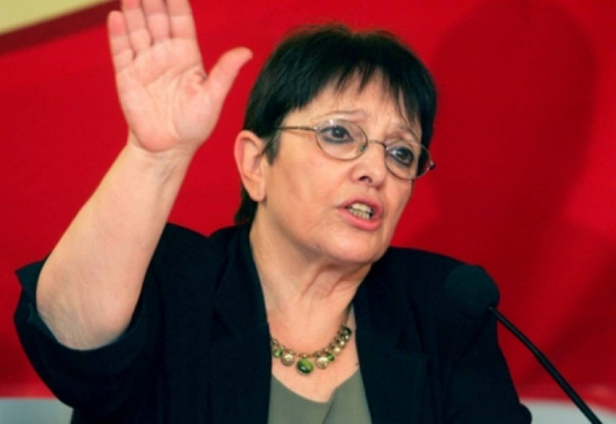 Παπαρήγα: Άμεση διάλυση της Βουλής και εκλογές
