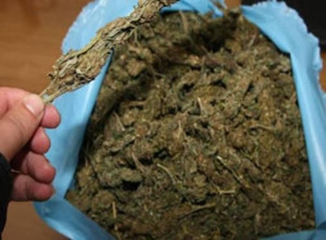Σύλληψη για ναρκωτικά στη Μυτιλήνη