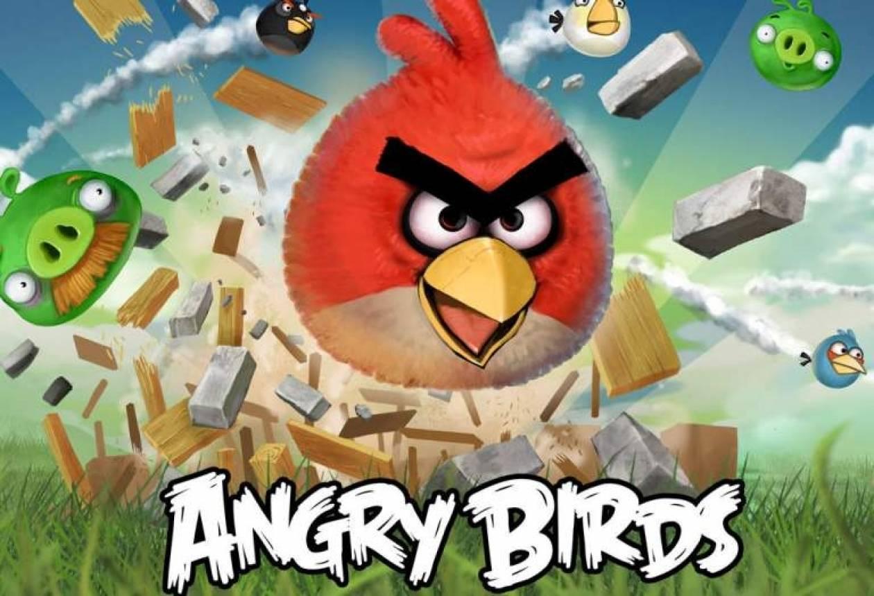 Τα φανταστικά ρεκόρ του Angry Birds