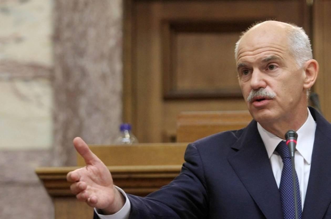 Γ. Παπανδρέου: Το ζήτημα εξόδου από το Ευρώ είναι υπαρκτό