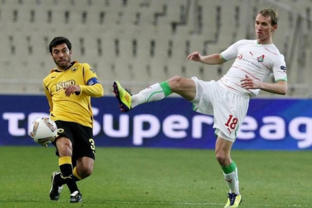Nέα ήττα για την ΑΕΚ στην Ευρώπη
