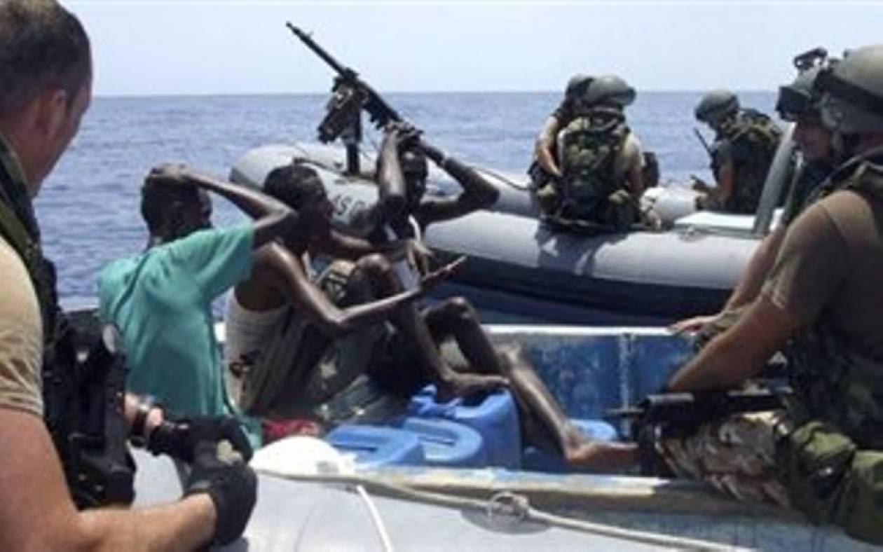 Ομηρία τέλος μετά από δέκα μήνες για 25 ναυτικούς