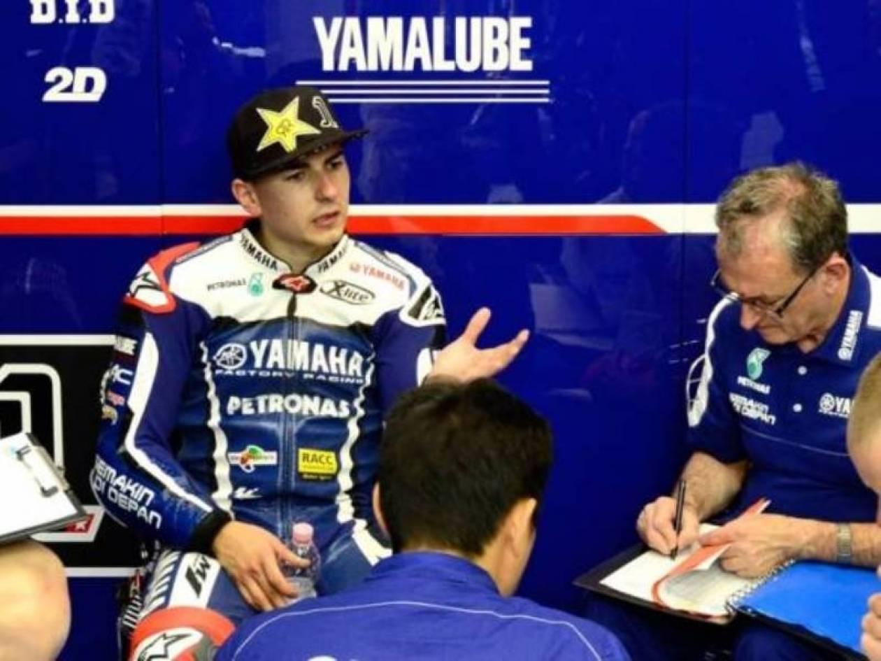 MotoGP: Δεν θα συμμετέχει στη Βαλένθια ο Λορένθο