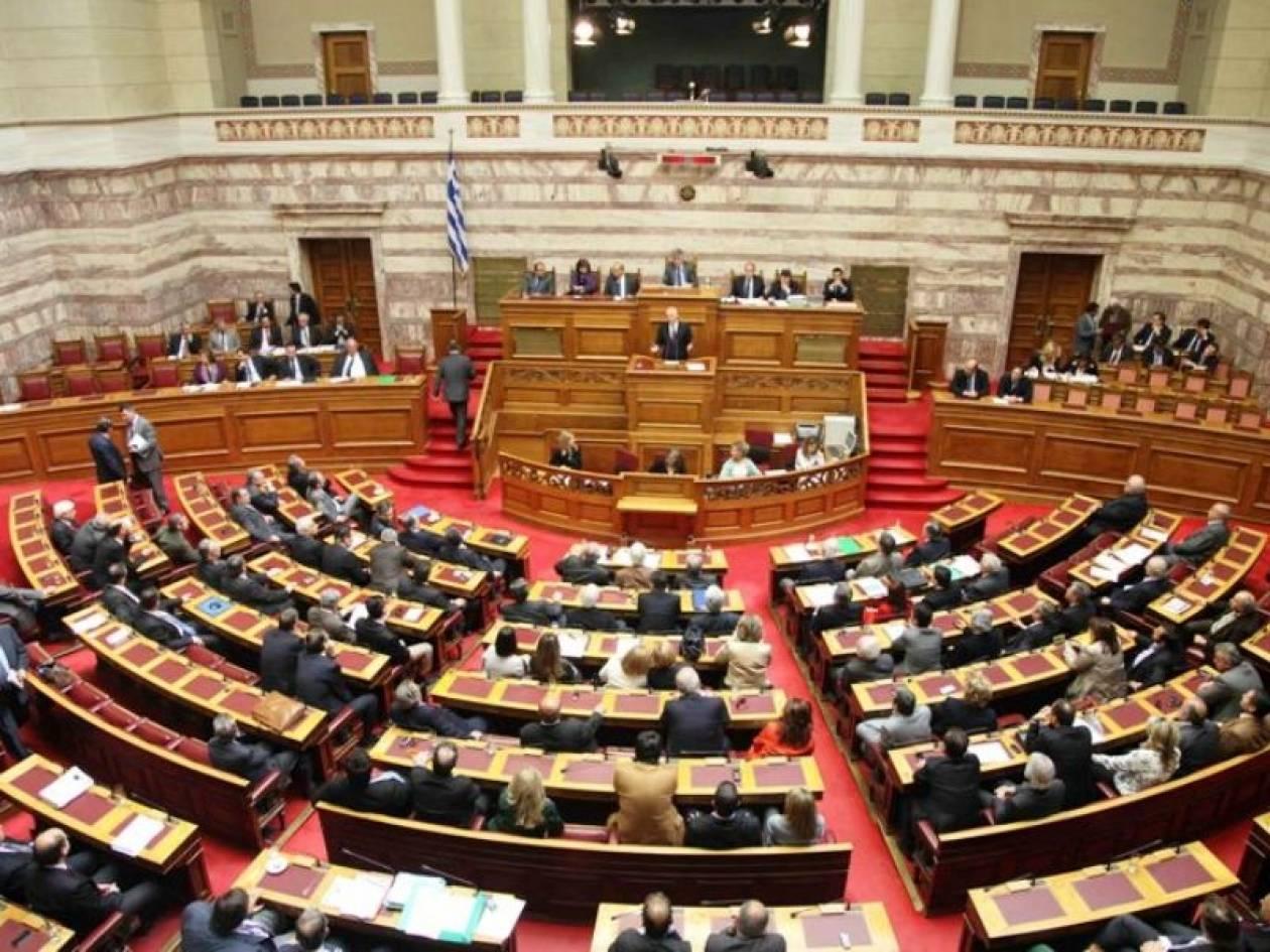 Με 180 βουλευτές η νέα δανειακή Σύμβαση