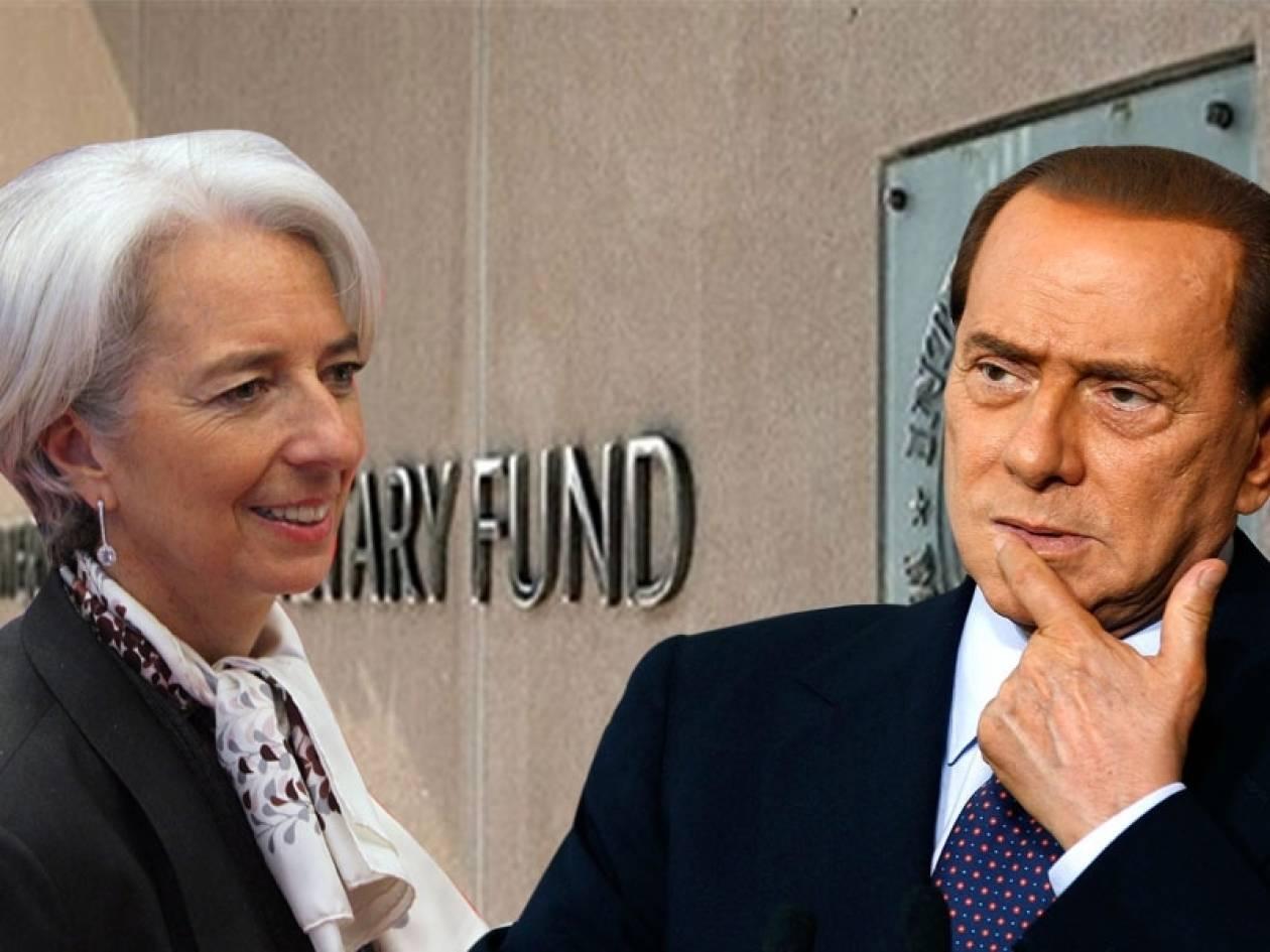Στη μέγγενη του ΔΝΤ και η Ιταλία