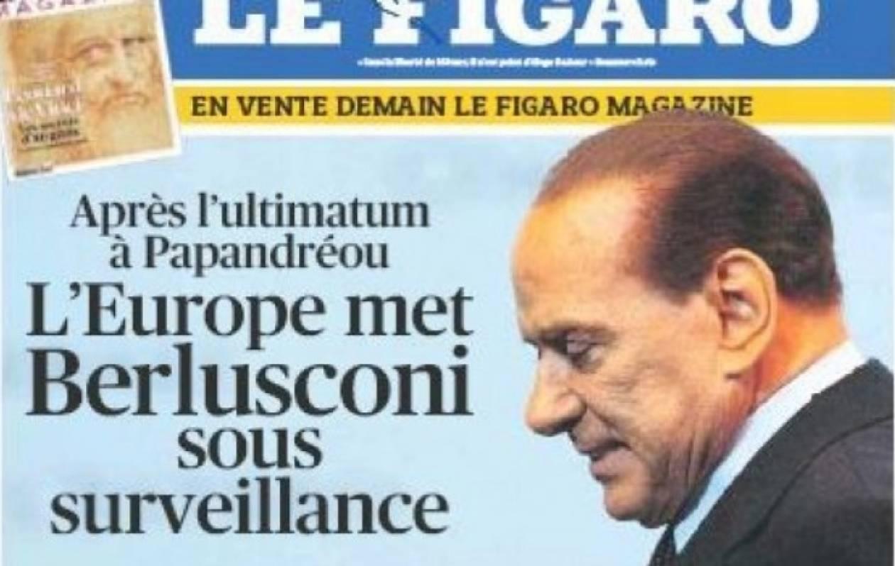 «Μετά τον Παπανδρέου έρχεται ο Μπερλουσκόνι!»