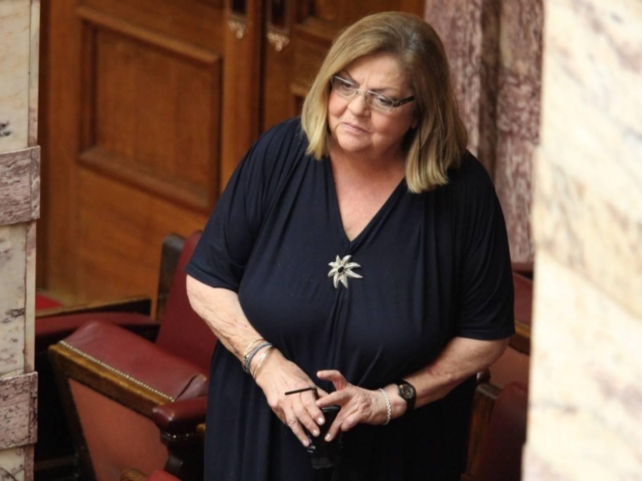 Η Έλσα Παπαδημητρίου στηρίζει Γιώργο