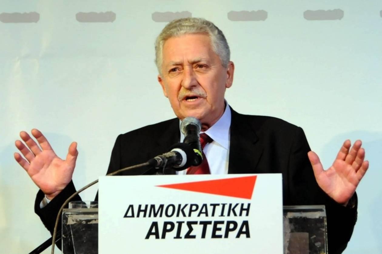 «Η κρίση πολιτικής να μην γίνει και κρίση δημοκρατίας»