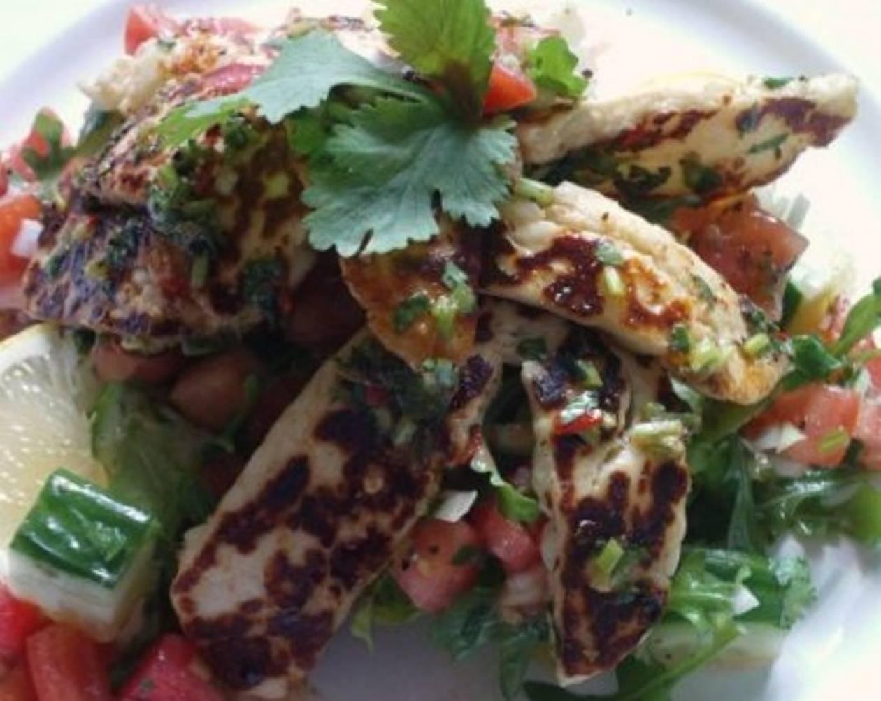 Η τέλεια μεσογειακή σαλάτα