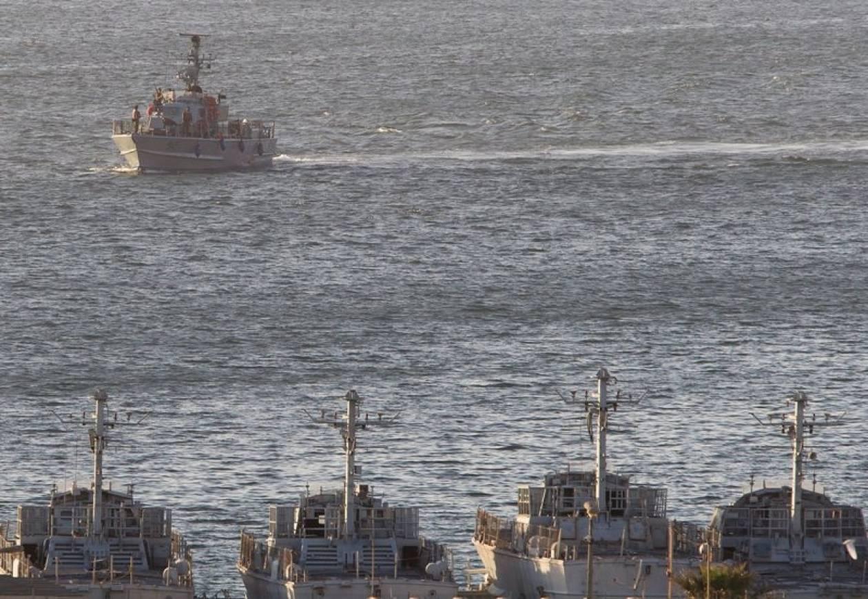Σε ετοιμότητα το πολεμικό ναυτικό του Ισραήλ