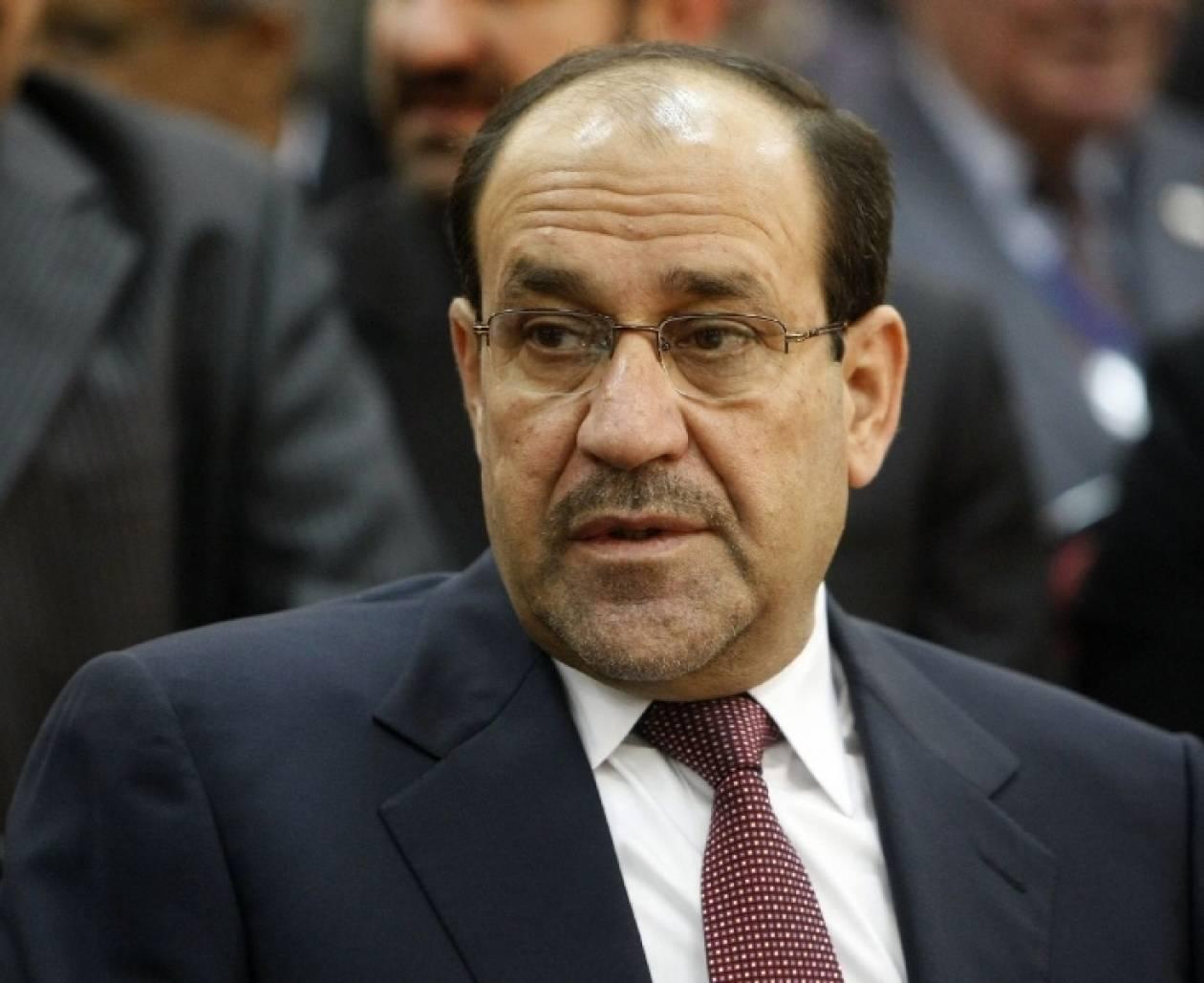 Ο πρωθυπουργός του Ιράκ κατηγορεί «ξένες χώρες»