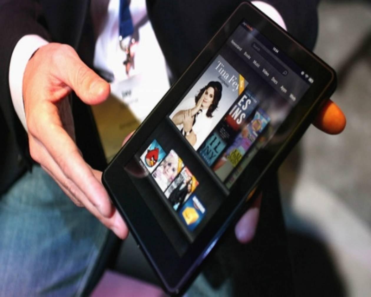 Νέο Kindle Fire από την Amazon στις 8,9 ίντσες