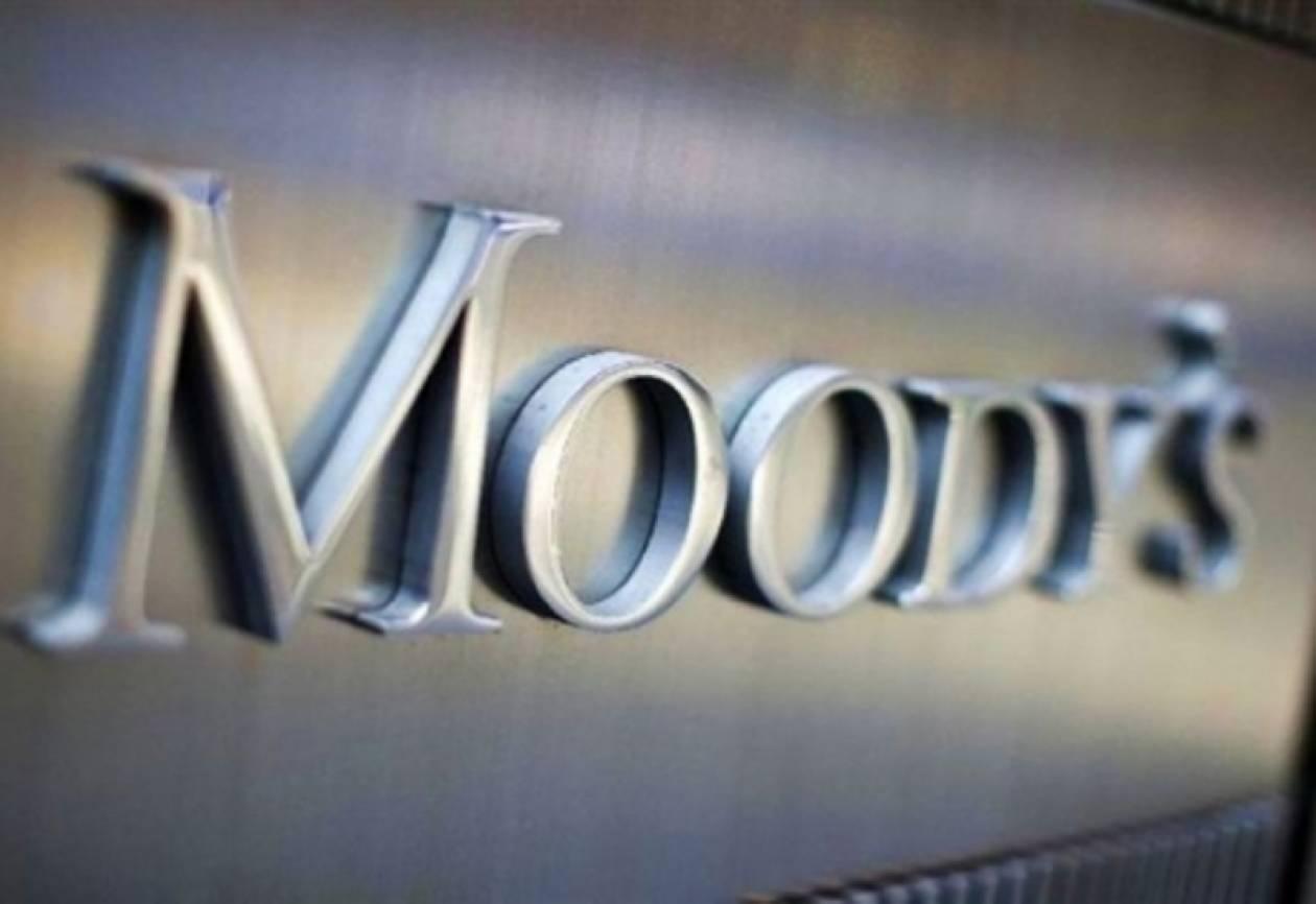 Moody's: Διπλή υποβάθμιση της Κύπρου