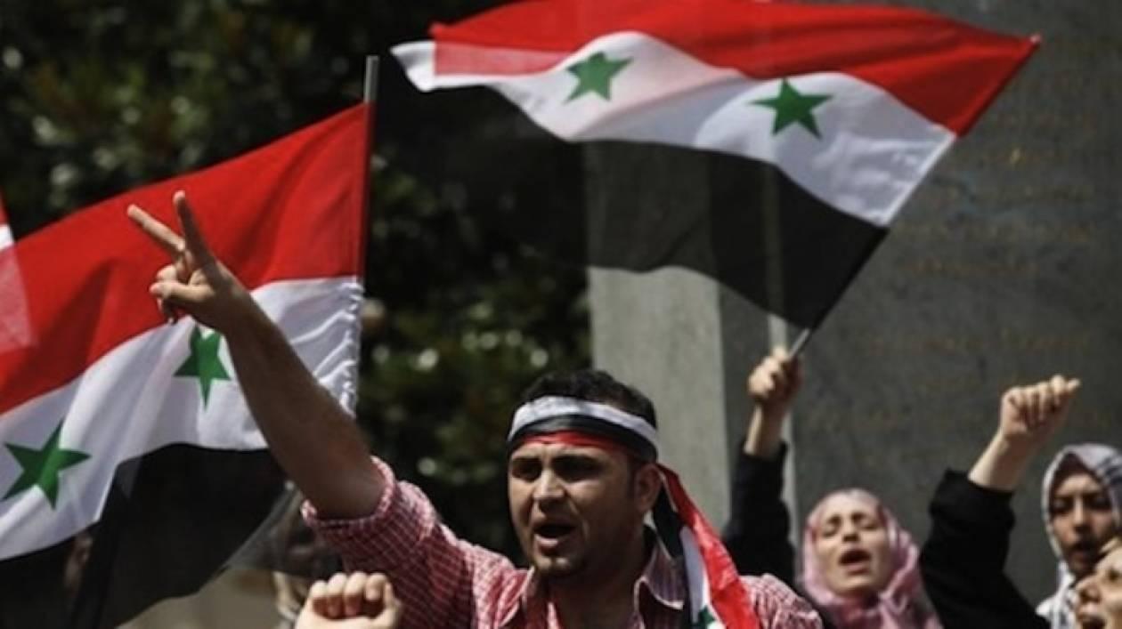 ΗΠΑ προς Σύριους εξεγερμένους: Μην παραδοθείτε…