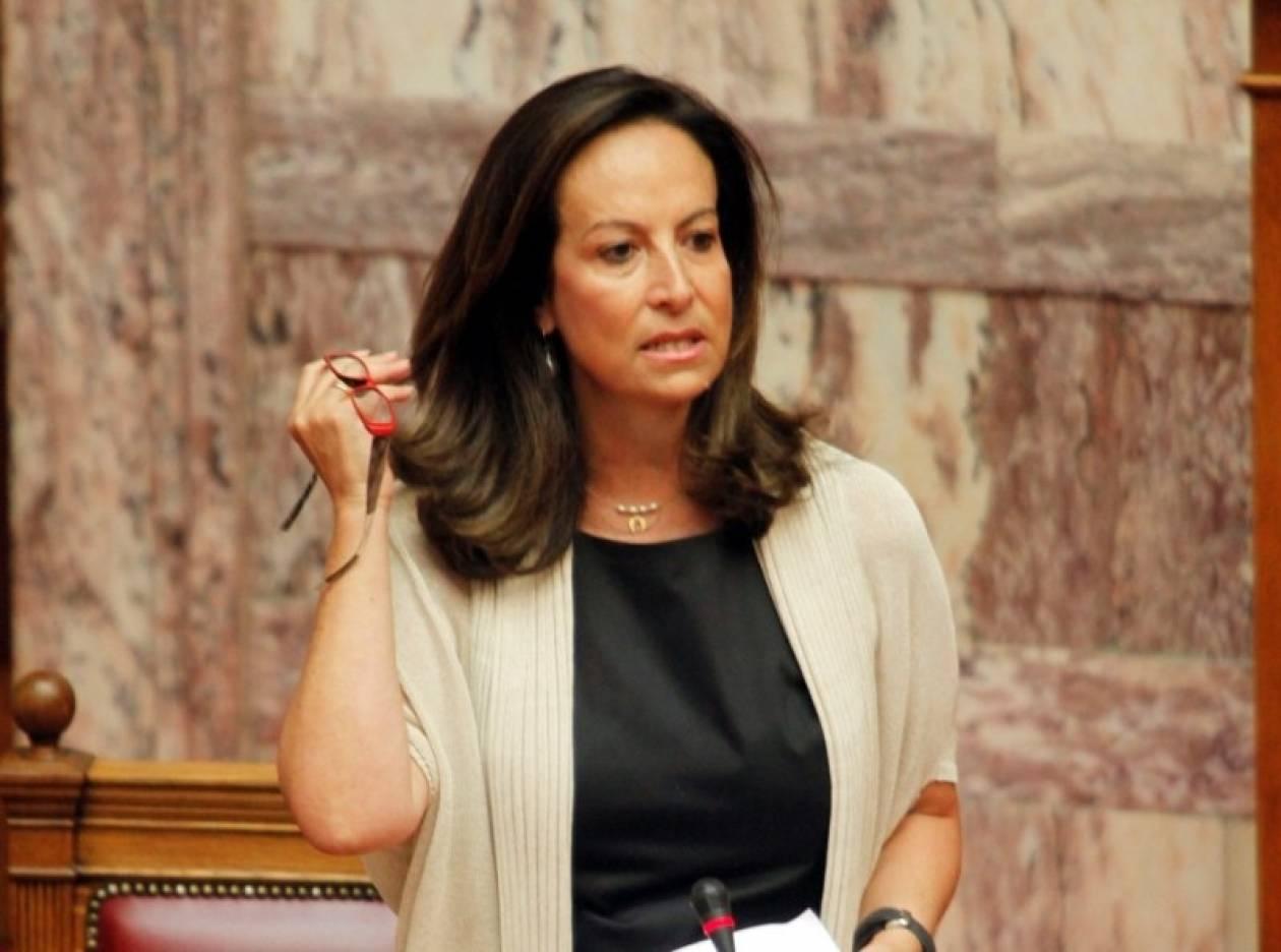 Α. Διαμαντοπούλου: Το 2009 παραλάβαμε μια δημοσιονομική βόμβα