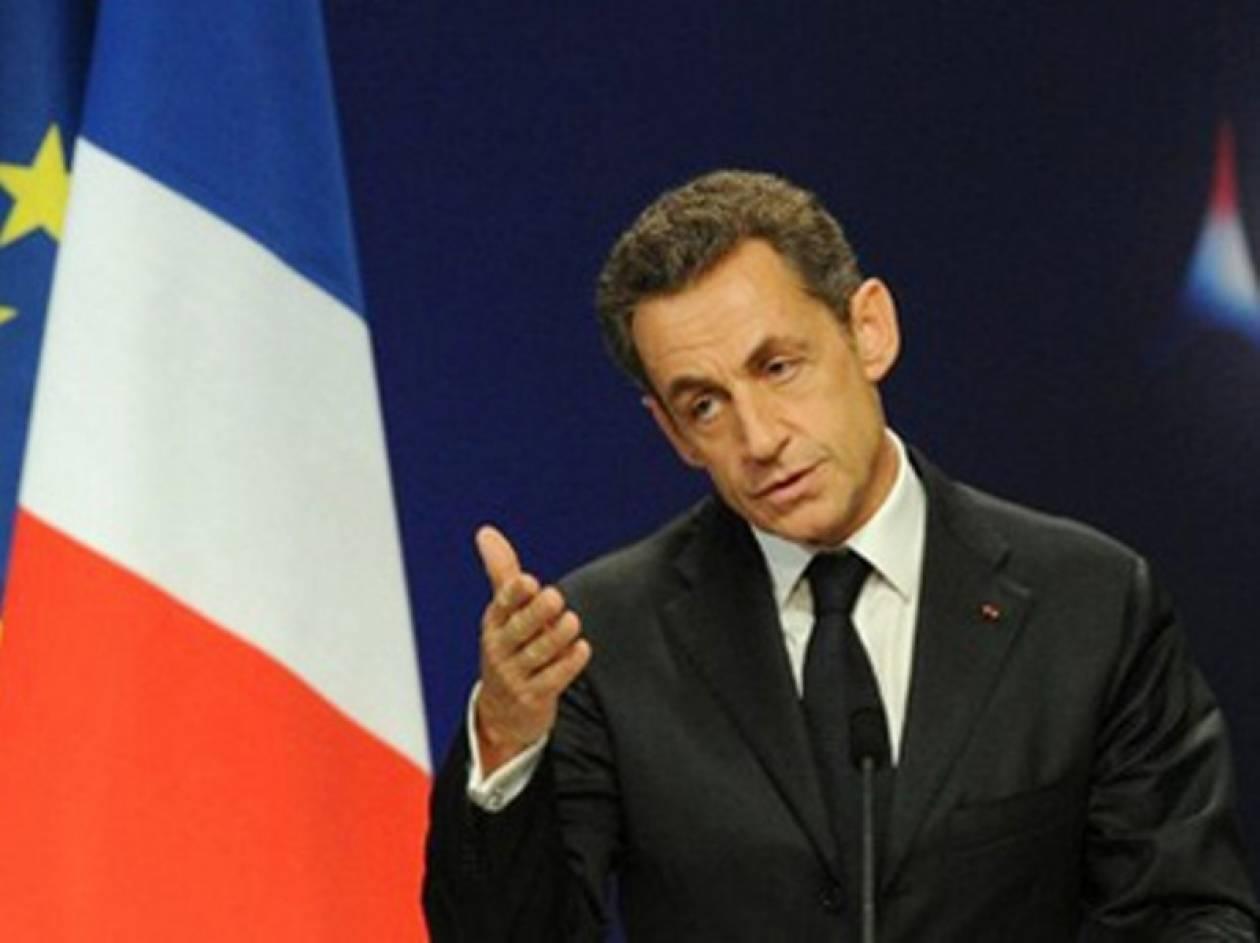 Ν. Σαρκοζί: «Αγαπώ την Ελλάδα αλλά…»