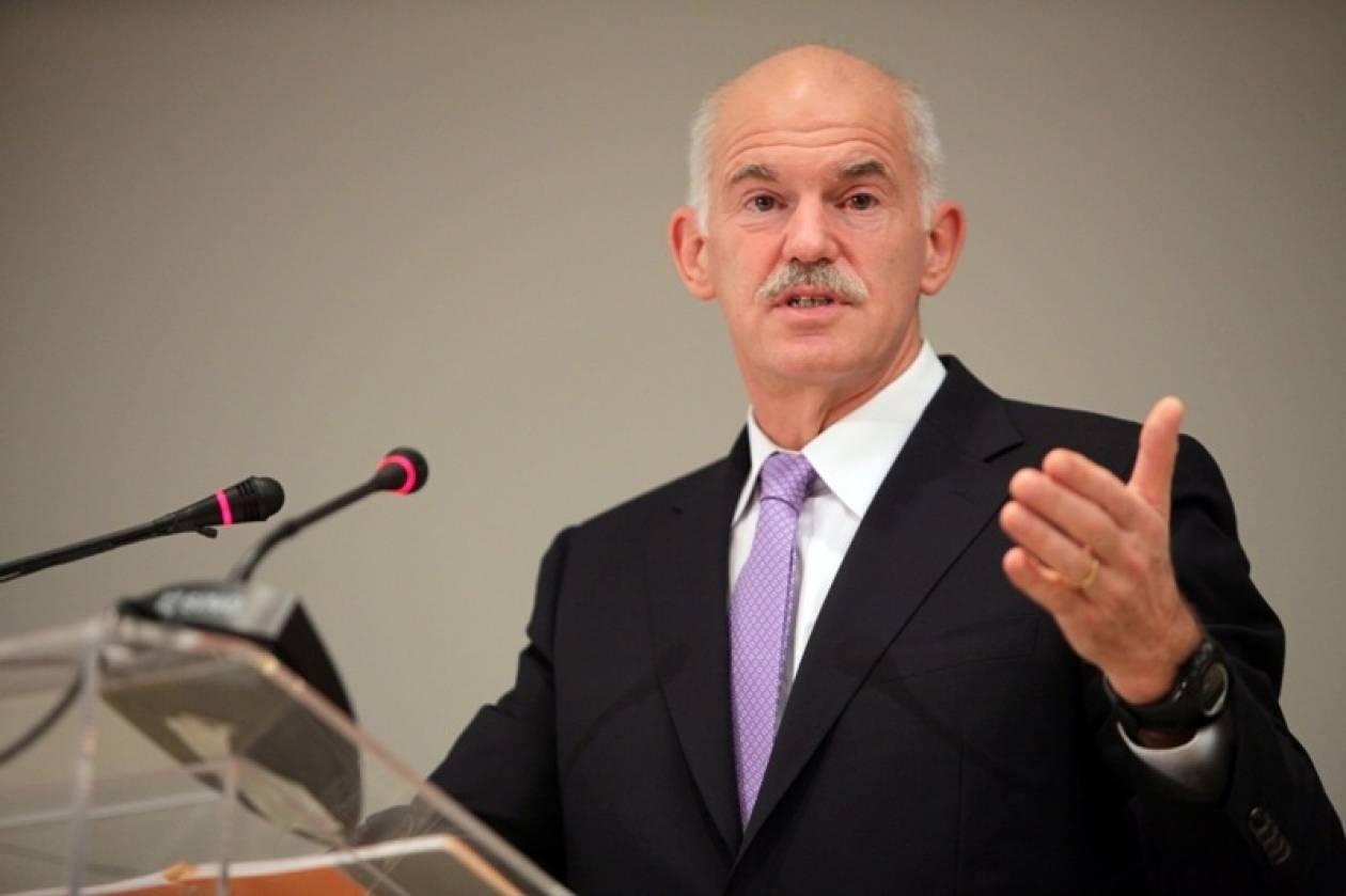 Γ. Παπανδρέου: Προχωράω σε διαβουλεύσεις για κυβέρνηση συνεργασίας