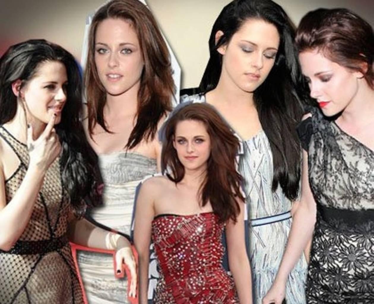 Τα μίνι φορέματα της Kristen Stewart