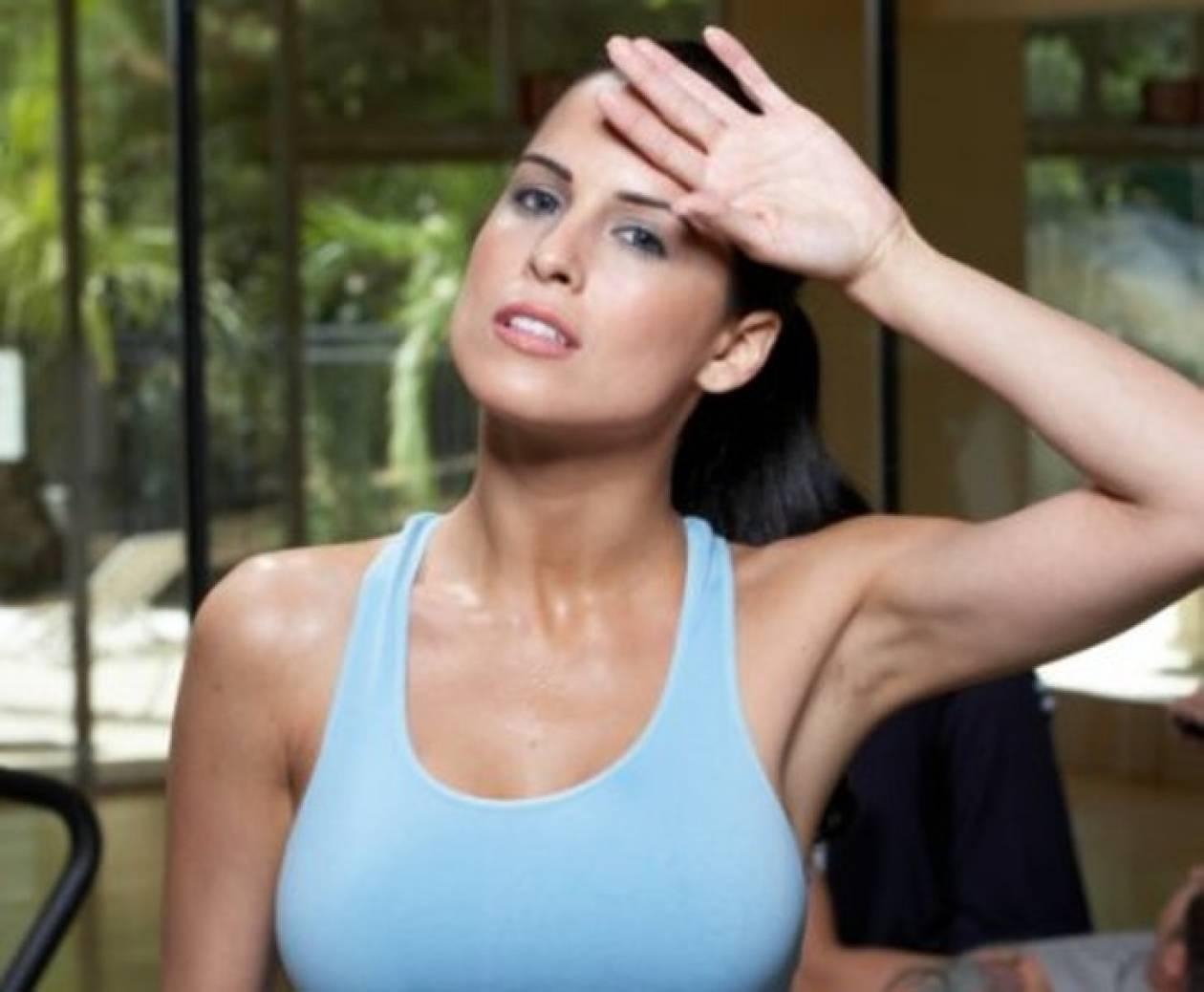 Μειώστε τη γυμναστική για να κάψετε θερμίδες