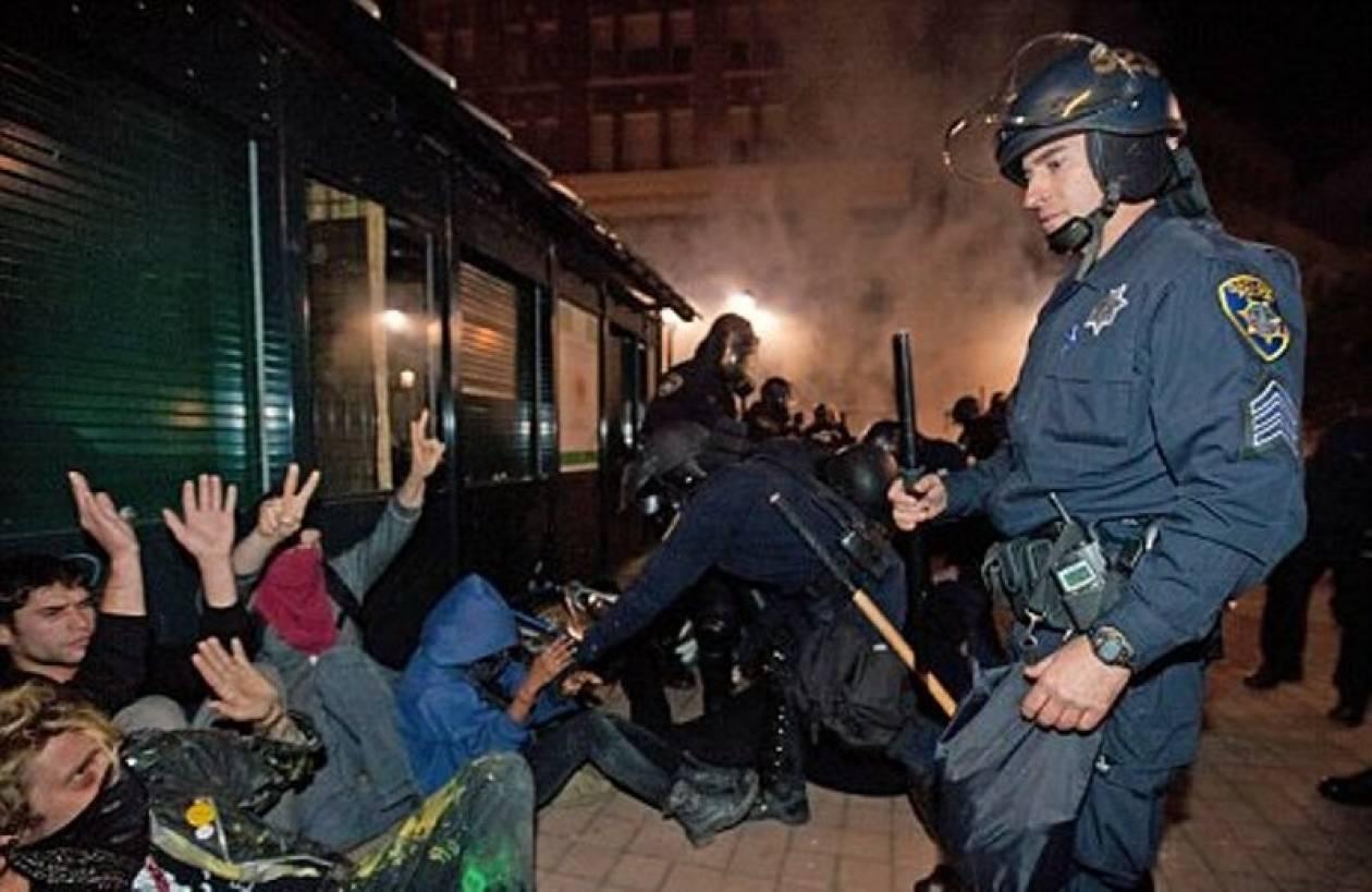 Νέος τραυματισμός από αστυνομική βία στις ΗΠΑ