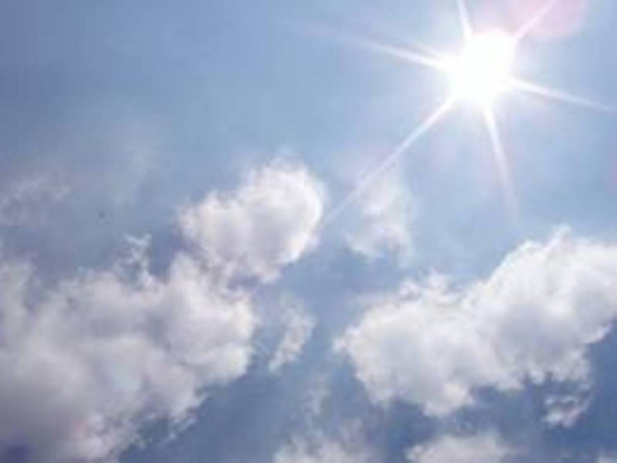 Ανεβαίνει η θερμοκρασία την Κυριακή