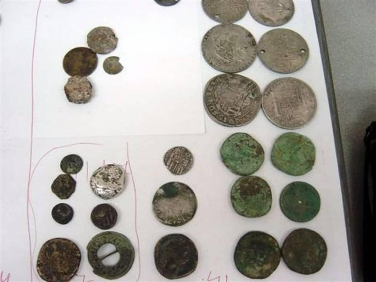 Διακινητές ναρκωτικών και αρχαιοκάπηλοι στις Σέρρες