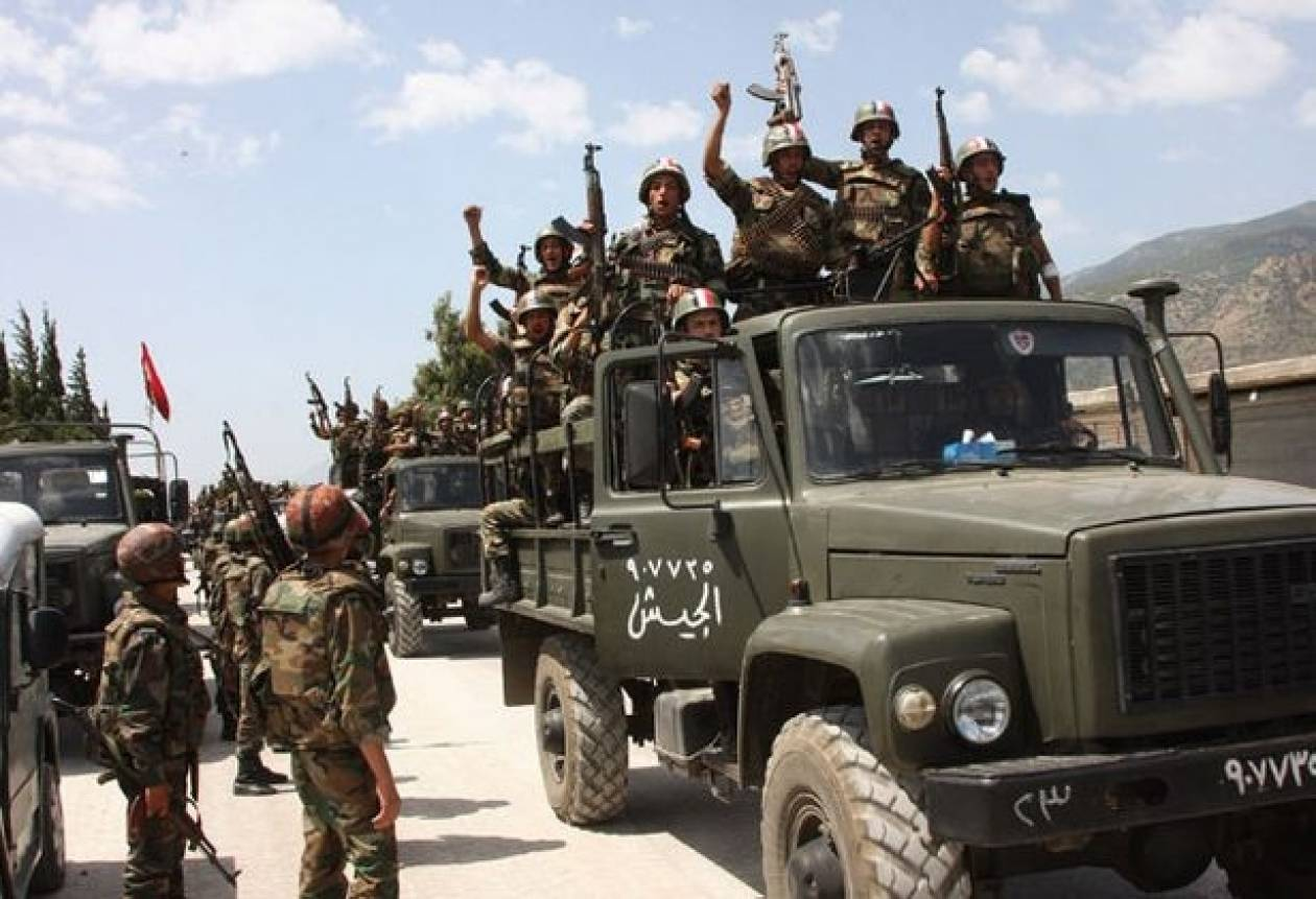 Τέλος στην αιματοχυσία ζητά από τη Συρία ο Αραβικός Σύνδεσμος
