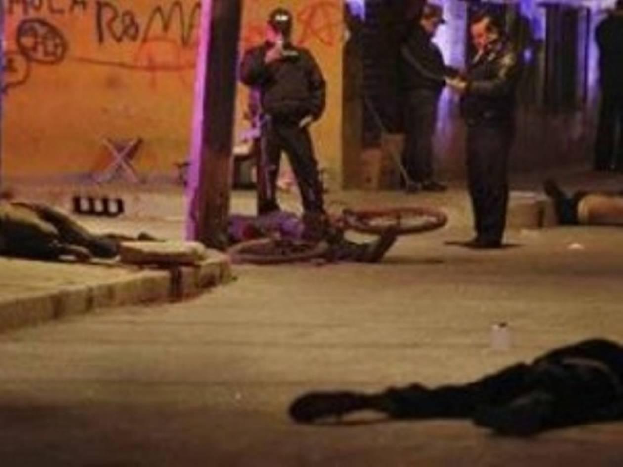 Βαριές ποινές σε στρατιωτικούς που σκότωσαν γυναικόπαιδα