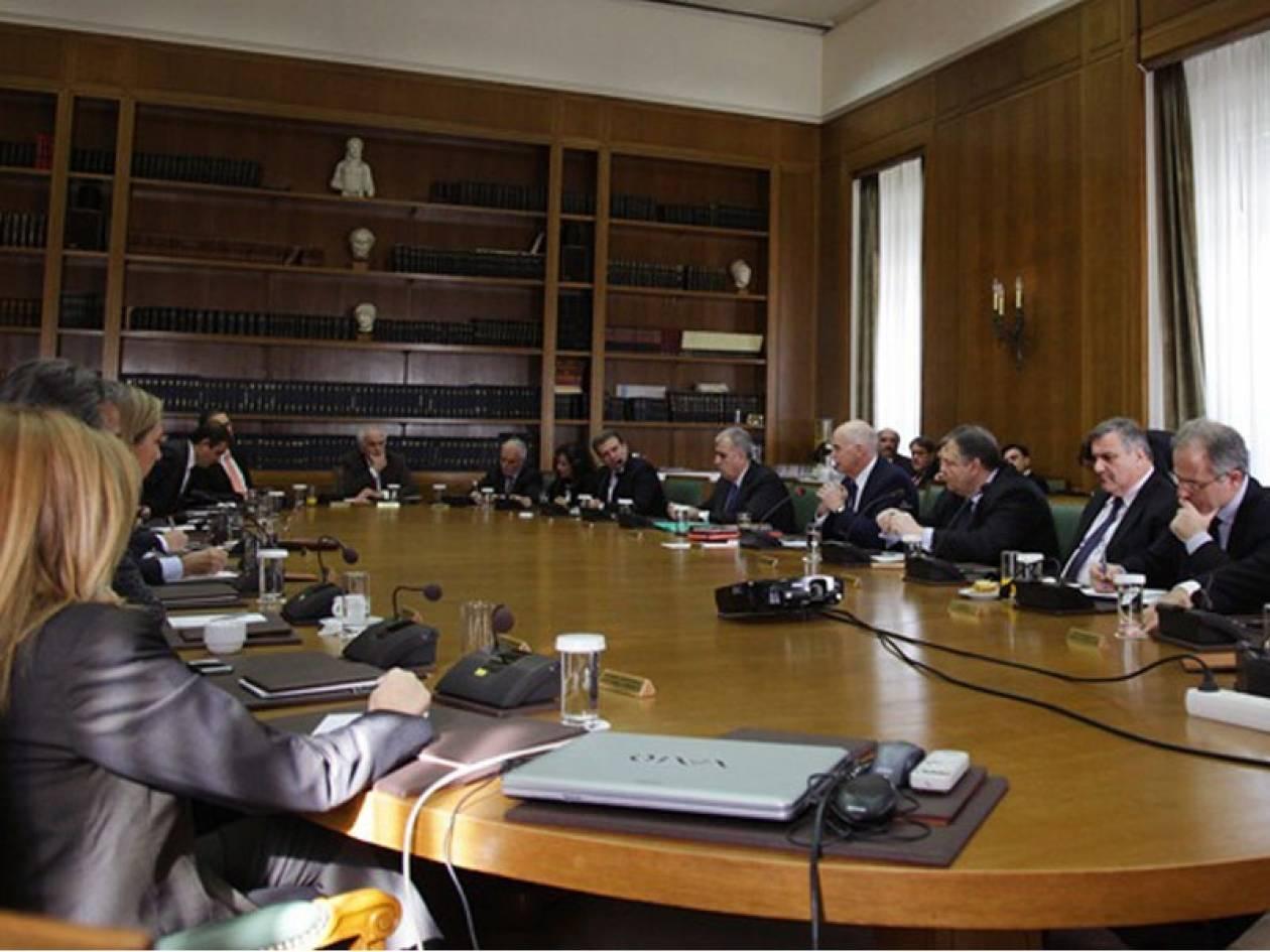 Κρίσιμη συνεδρίαση του υπουργικού