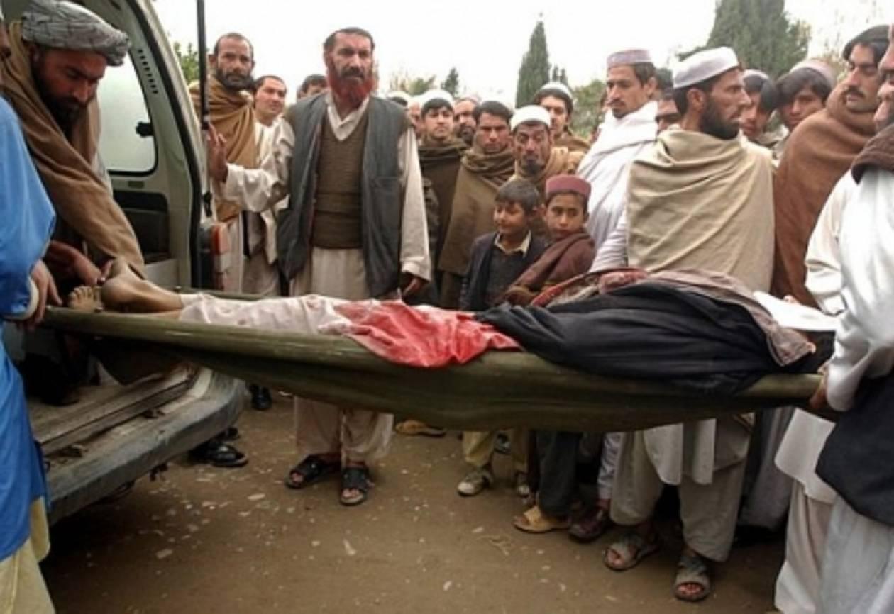Ρέει το αίμα στο Αφγανιστάν