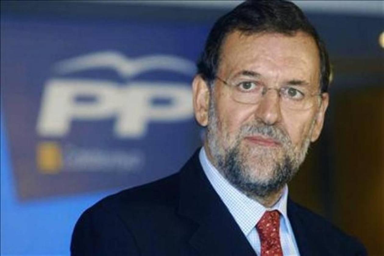 Απόλυτη πλειοψηφία για το Λαϊκό Κόμμα στην Ισπανία