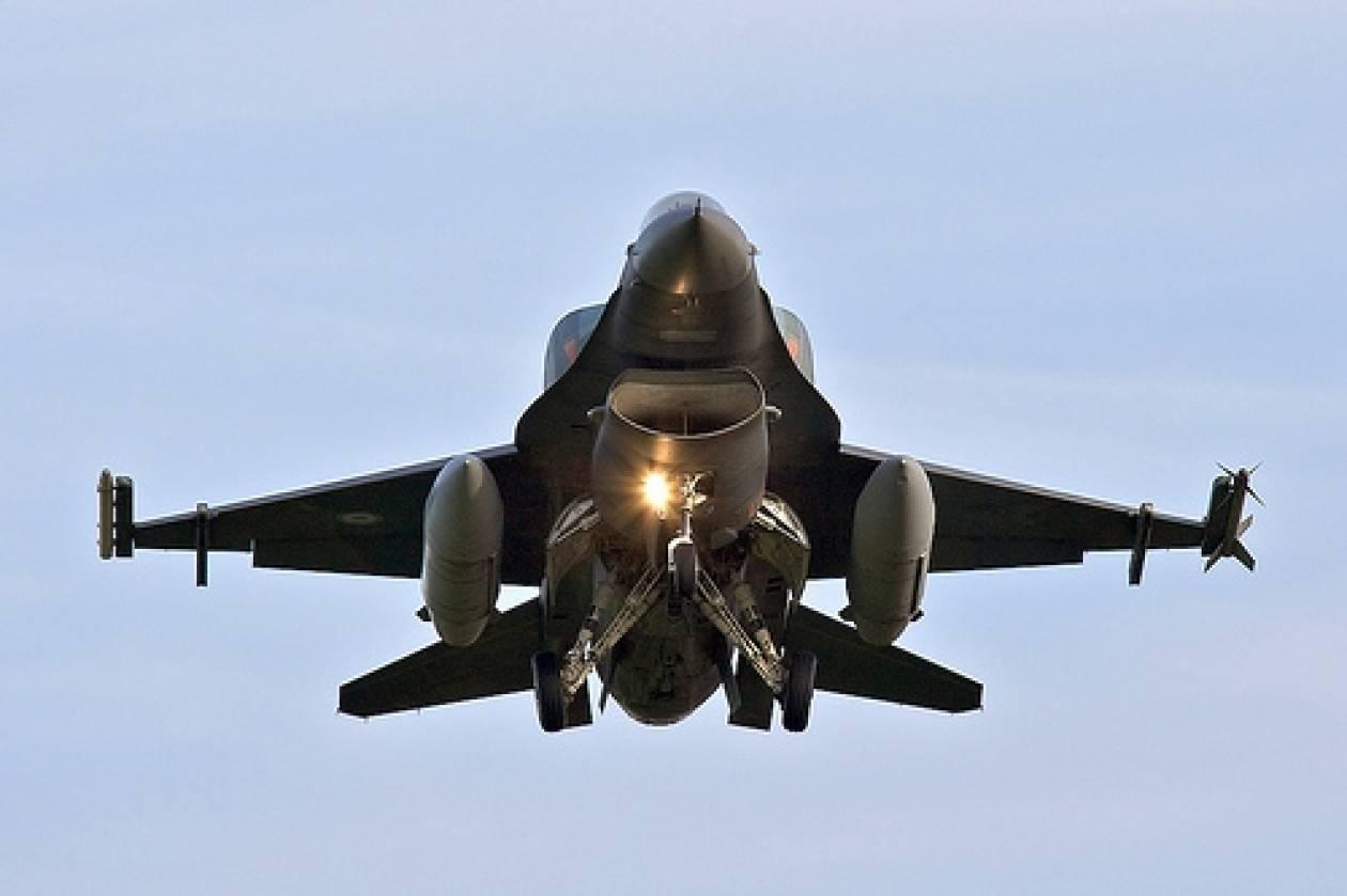 «Φουλάρουν» για Ισραήλ τα ελληνικά f-16