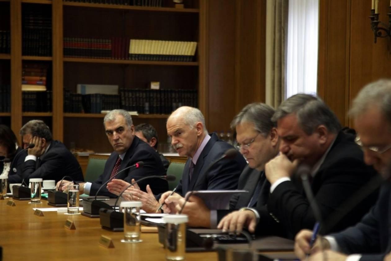 Η τοποθέτηση του πρωθυπουργού στο Υπουργικό Συμβούλιο