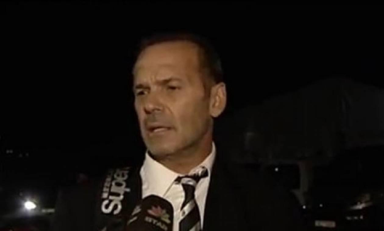 Π. Κωστόπουλος: «Είχα πολύ άγχος για την Τζένη»