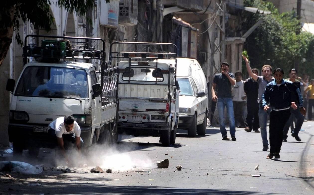 Έκκληση για προστασία αμάχων από την Συριακή αντιπολίτευση