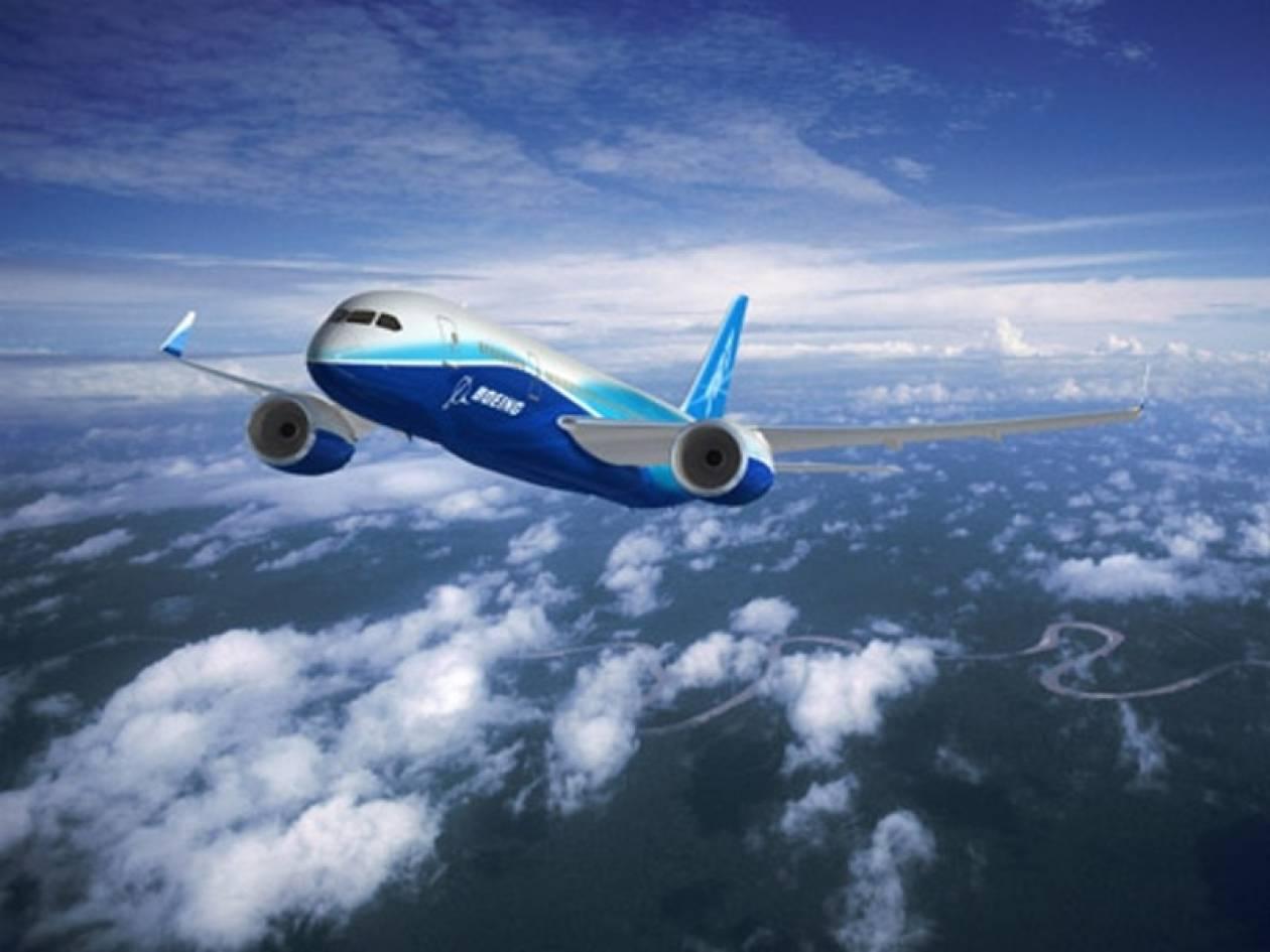 Πρόβλημα σε Μπόινγκ 787