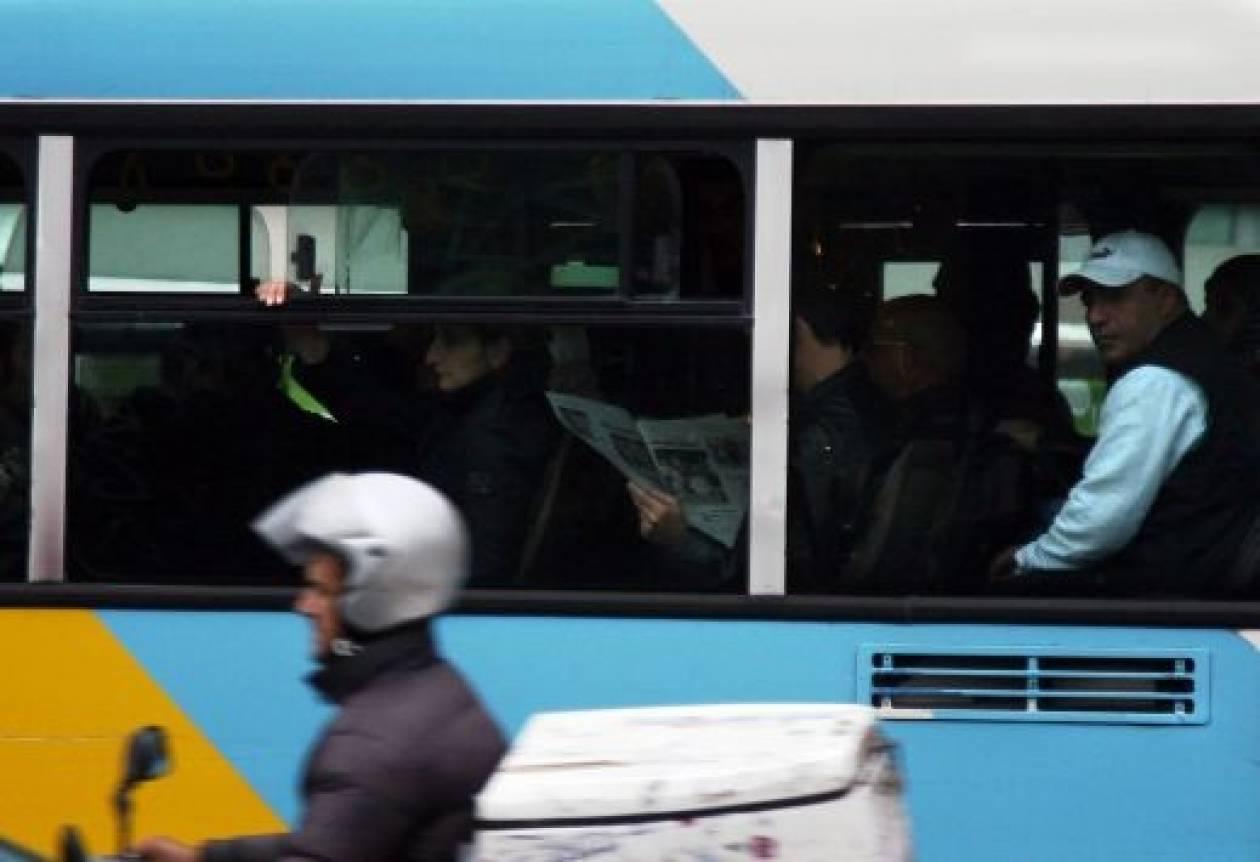 Καραμπόλα τριών οχημάτων με λεωφορείο επί της Συγγρού