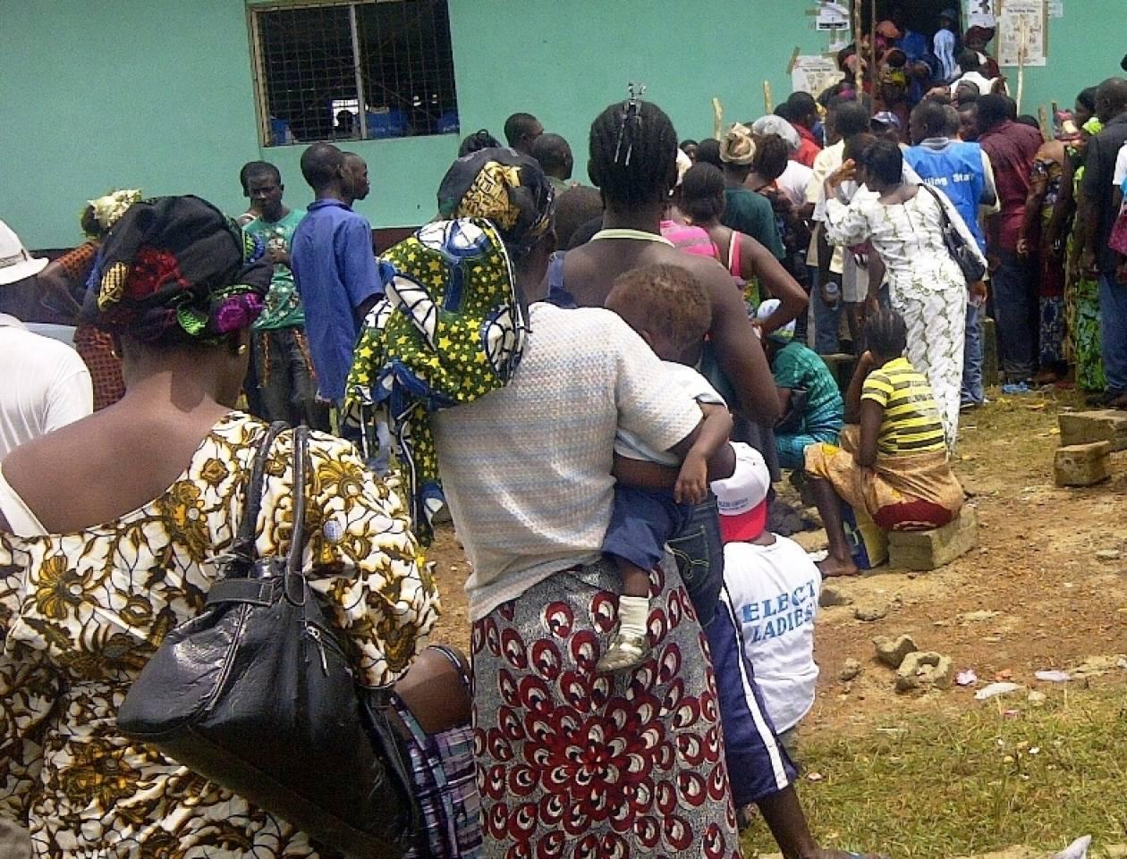 Λιβερία: Πυροβολισμοί σε προεκλογική συγκέντρωση