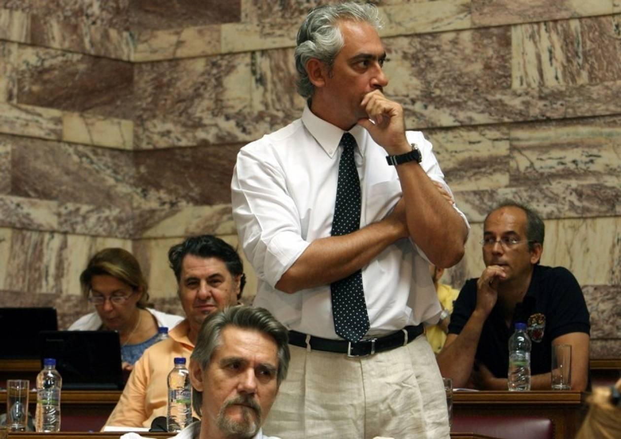 Σ.Κουβέλης: Δεν είμαι ενθουσιασμένος με τη «λύση ανάγκης»
