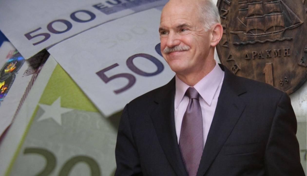 NYTimes: Ο Παπανδρέου εξέτασε μέχρι και την έξοδο από το ευρώ
