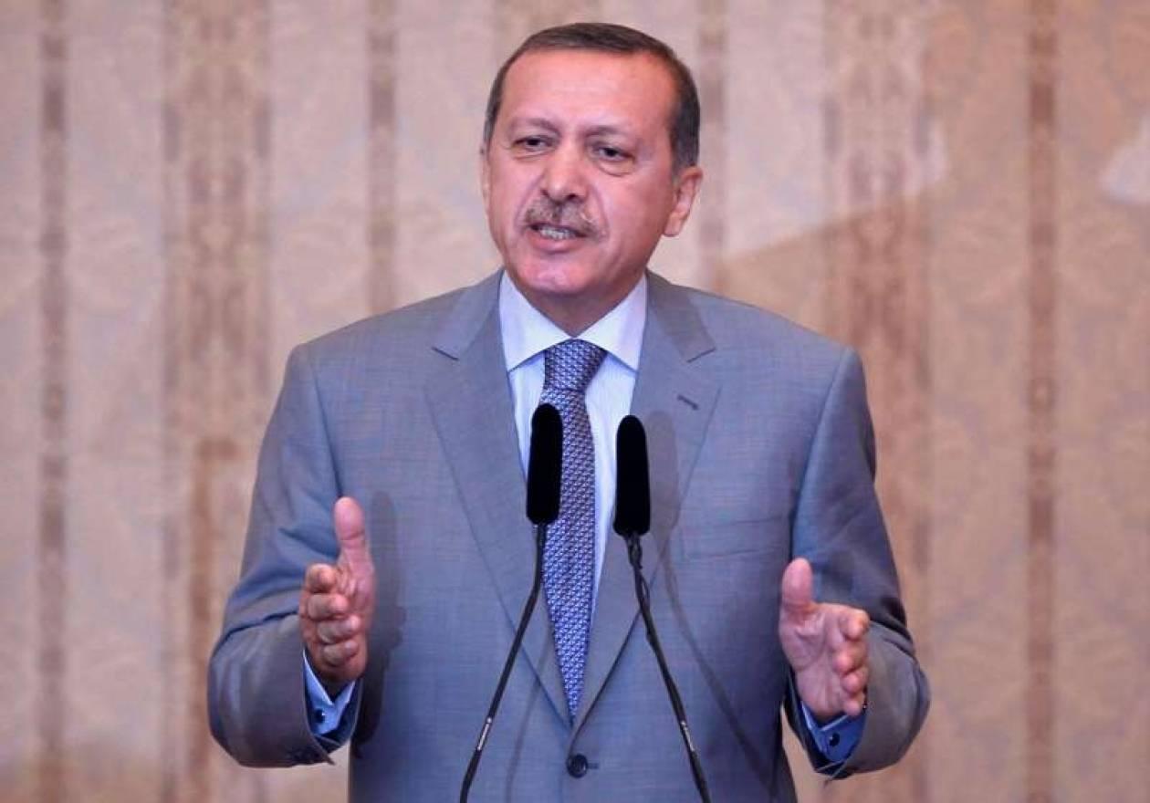 Ερντογάν: Διαρκής η μάχη κατά των φιλοκουρδικών κινημάτων