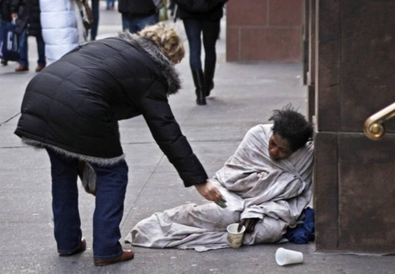 Αυξήθηκαν οι φτωχοί στην Αμερική