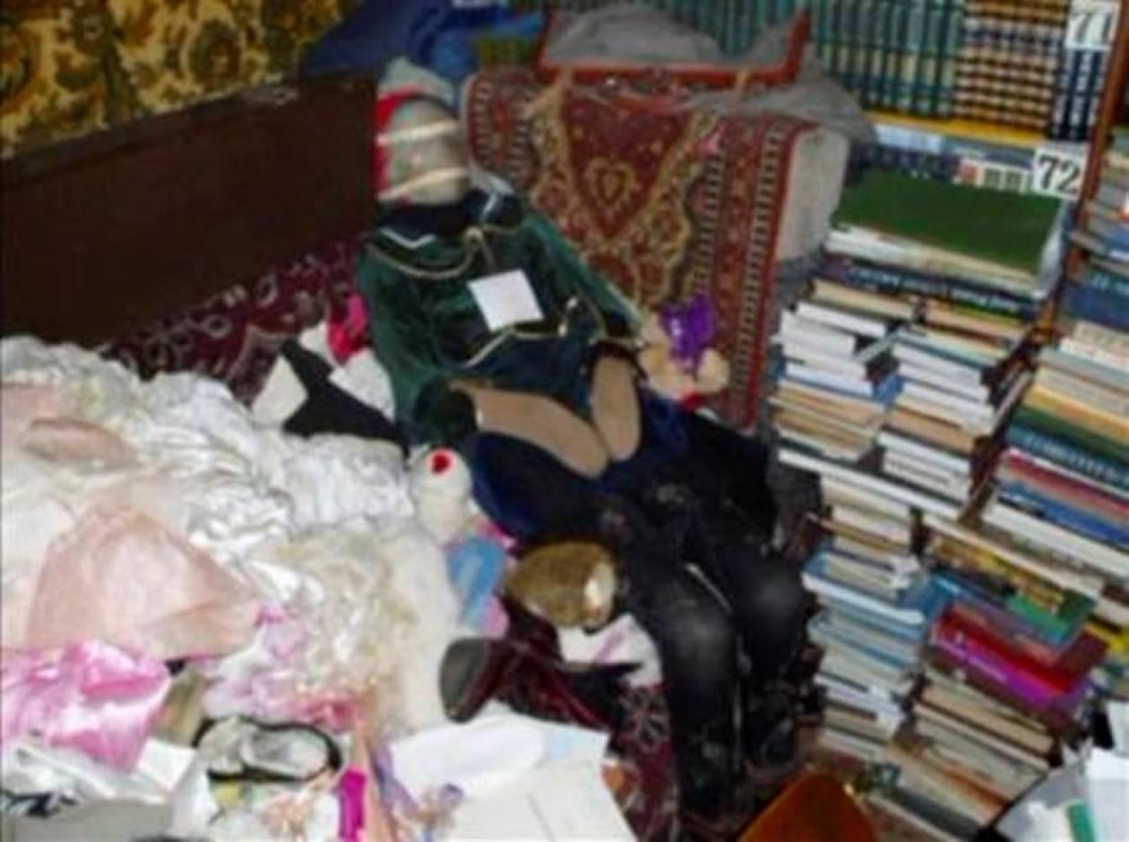 Νεκρόφιλος Ρώσος έφτιαχνε «κούκλες» από πτώματα