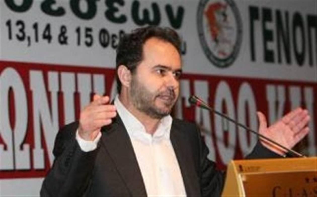Ν. Φωτόπουλος: «Αυτή η κυβέρνηση είναι της Μέρκελ»