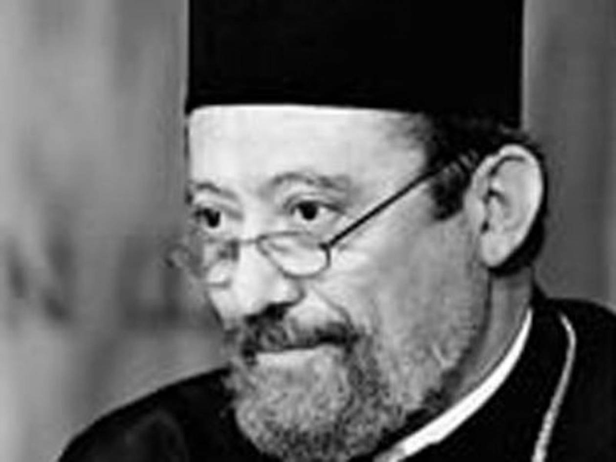 Απεβίωσε ο μητροπολίτης Δαμασκηνός Παπανδρέου